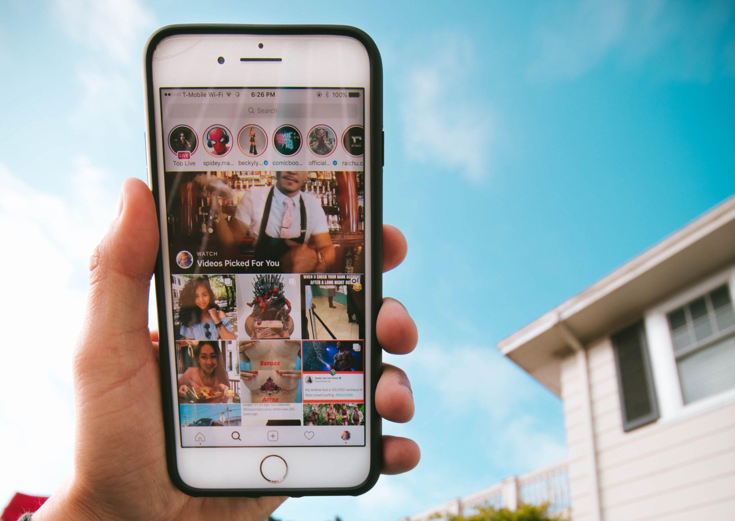 Instagram Keşfet Sıfırlama Nasıl Yapılır?